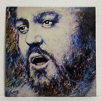 Luciano Pavarott – Verismo Arias: London Records 1980 LP Vinyl (Classical Opera
