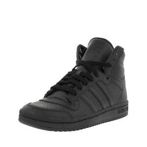 NEW Adidas Top Ten Hi C75332 Black Athletic Shoes Sneaker INFANT TODDLER