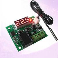 1x DC12V -50-110°C Temperatur Regler Thermostat Thermo Temperaturschalter Sensor