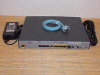 Cisco C881SRST-K9 FXS - FXO Sec Router  Router
