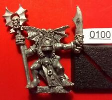 Orc Shaman Skabnoze - Warhammer Quest - Lair of the Orc Lord - Metal - 1995