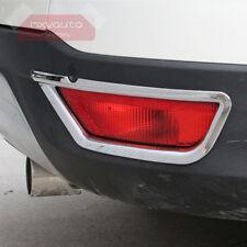 New Chrome Rear Bumper Reflector Bezel Trim For Ford Kuga Escape 2017
