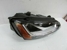 2017 2018 VOLKSWAGEN JETTA FACTORY OEM RIGHT PASSENGER HALOGEN HEADLIGHT R5