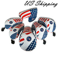 GOLF Driver/Headcover/Hybrid Head Cover For Taylormde Adams Callaway USA Flag