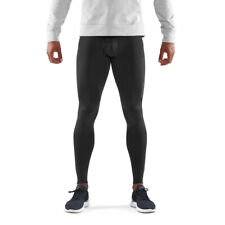 Skins Mens DNAmic Sport Recovery Long Compression Tights Bottoms Pants Trousers