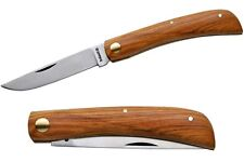 BALADEO LAGUIOLE TERROIR FOLDING KNIFE/ OLIVE WOOD STAINLESS STEEL
