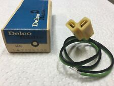 60's GM Delco NOS Radio Speaker Harness and Connector 7278950 New In OEM Box