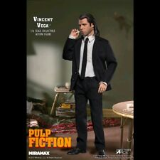 "1:6 Scale Figures--Pulp Fiction - Vincent Vega 12"" 1:6 Scale Action Figure"