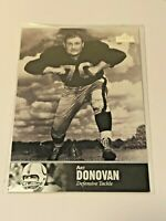 1997 Upper Deck Legends Football #30 - Art Donovan - Baltimore Colts