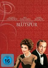 GERT/GAZZARA,BEN/HEPBURN,AUDREY FRÖBE - BLUTSPUR   DVD NEU YOUNG,TERENCE