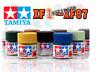 Tamiya Flat Acrylic Model Kit Paint 81701-81786 XF-1 to XF-87 10ml NEW  田宮 タミヤ