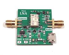 420MHz to 450MHz LNA for HAM radio RTL SDR  PMR Transceiver with RF VOX