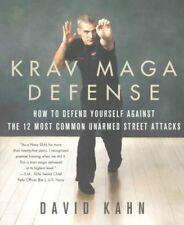 Krav Maga Defense by David Kahn 9781250090829 (Paperback, 2016)
