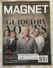 MAGNET MAGAZINE - GUIDED BY VOICES - SMITHS - M83 - BEN LEE - #82 2012