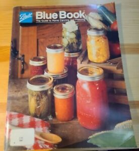 Ball Blue Book: The Guide to Home Canning & Freezing by Ball Co(1985, Paperback)