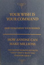 YOUR WISH IS YOUR COMMAND, LAW OF ATTRACTION, THE SECRET, LOA, SUCCESS, SUCCES