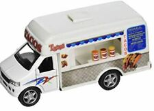 """Toy Taco Truck,  Pull Back  5"""" Vehicle"""
