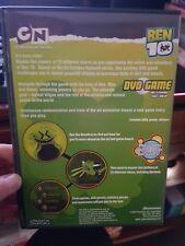 Ben 10 DVD Game - FREE POST
