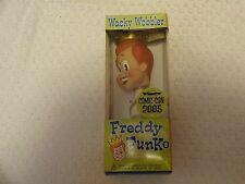 Wacky Wobbler Freddy Funko Comic Con 2005 Figure