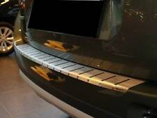 Rear Bumper Protector Stainless Steel Scuff Plate fit Dacia Duster 2010- Renault