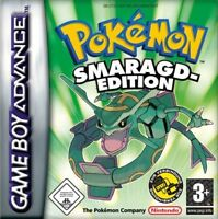 Nintendo GameBoy Advance Spiel - Pokemon Smaragd Edition DEUTSCH mit OVP