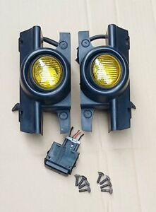 JDM 96-97 Honda accord yellow fog lights stanley and switch  Plug Socket