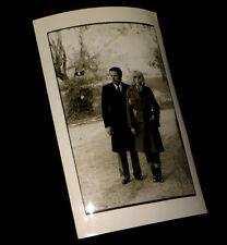 [PHOTO PHOTOGRAPHIE ORIGINALE CINEMA] Alain Delon et Mireille Darc.