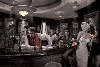 Java Dreams - Marilyn Monroe James Dean Elvis POSTER 61x91cm NEW * Chris Consani