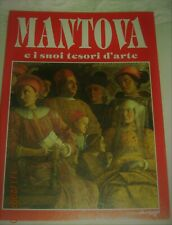 Book on the city of Mantua, Italy* Architecture*Frescoes*Renaissance*in Italian