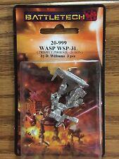 Classic Battletech: Wasp Mech 20-999 NISB by Iron Wind