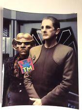 Star Trek Deep Space 9-Max Grodenchik/Rene Aubergonois-8x10 Photo-Buy 3,1 Free