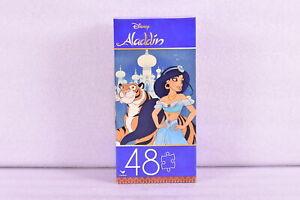 Disney Aladdin 48 Piece Puzzle Ages 3+