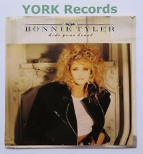 """BONNIE TYLER - Hide Your Heart - Excellent Condition 7"""" Single CBS 651516 7"""