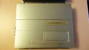 Luxman CM-2050 2-Channel Audiophile Amplifier. Made In Japan. Superb Sound!