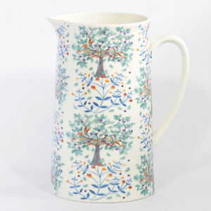 BRAND NEW FINE CHINA 18CM PITCHER HARE & PIMPERNELL BY DEE HARDWICKE