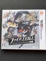 Fire Emblem Awakening Nintendo 3DS Japanese Version