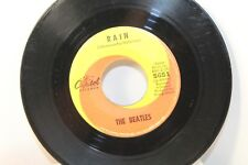 """the beatles penny lane strawberry fields forever 7"""" 45rpm"""