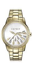 Esprit Polierte Armbanduhren mit 12-Stunden-Zifferblatt für Damen