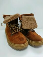 Men's Size 5 Boots Brown Hight Top Ankle Boots