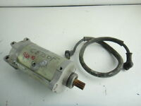 1977 Honda CB750F/ 77 CB 750 F electric engine starter motor, starting,  Works!
