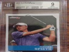 **2015 SI Sports Illustrated Kids Jordan Spieth RC BGS 9 ROOKIE CARD! 9.5 MINT