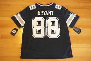 Nike Dez Bryant Cowboys Limited Home Football Jersey Stitched 990710739 Size XL