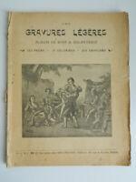 Ridere E Gallantry John Grand-CarteretCompendio Stampe Basse Offenstadt 1903