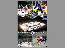Winter Classic 2011 Capitals vs. Pittsburgh Penguins Ovechkin vs. Crosby POSTER