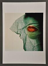 Vogue LIMITED EDITION Tyen - Make-Up-Art 1989 Fashion Photo 44x62cm Lippen Lips