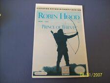 ROBIN HOOD NES 8 Bit Nintendo Vidpro Card