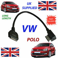 Genuine VW polo mdi 000051446L long longueur iPhone iPod en voiture câble de remplacement
