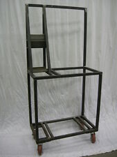 UNFINISHED INSPECTION STATION CART STAND TOOL SHOP WORK BENCH