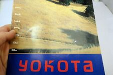 YOKOTA 1992  Specialized Bicycles Catalog Brochure Price List USA Project