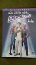 Galaxy Quest (Dvd, 2000, Widescreen) Complete- Like New- Ships Free!
